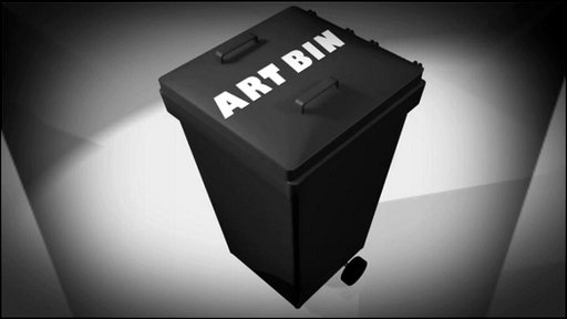Art Bin graphic
