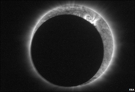 Annular eclipse (Esa)