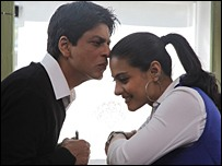 Shah Rukh Khan and Kajol in My Name is Khan