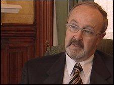 Police Ombudsman Al Hutchingson