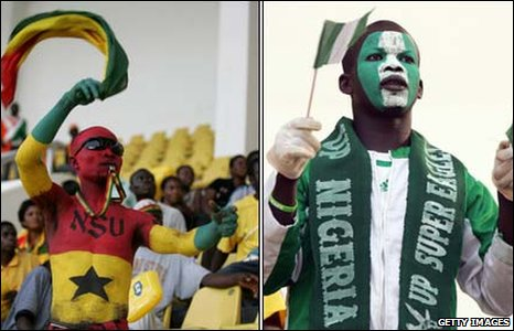 The 10 True Feelings  Nigerians have  About Ghanaians