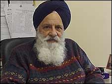 Gurdwara Sri Guru Singh Sabha Ji president Didar Singh Randawa