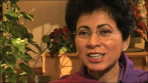 Indian tourism minister Kumari Selja