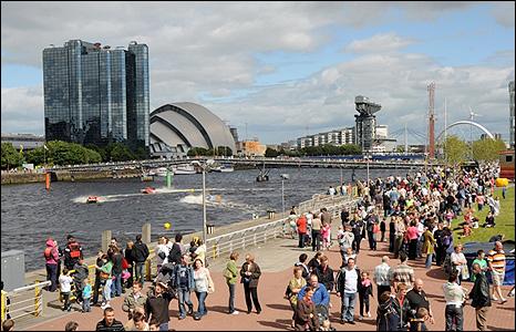 Sustainable Glasgow image