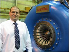 Matthew Crosher of Gilbert Gilkes and Gordon Limited