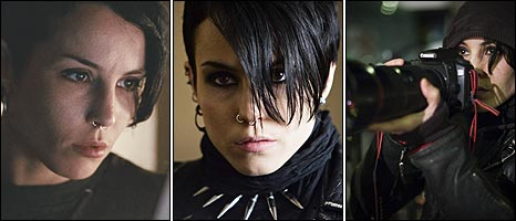 Lisbeth Salander in the Swedish adaptation, distributed by Momentum Films in the UK