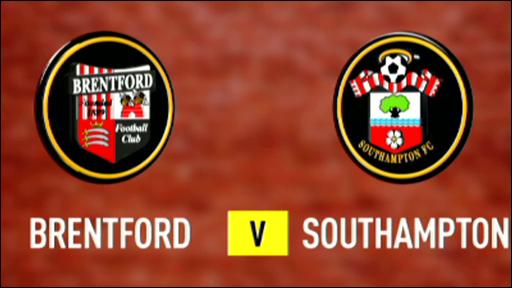 Brentford 1-1 Southampton