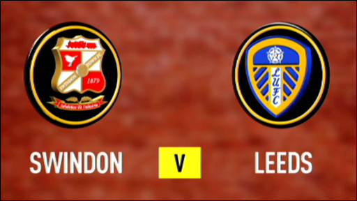 Swindon 3-0 Leeds