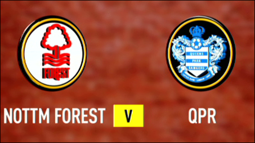 Nottingham Forest 5-0 QPR