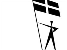 Cornwall Commonwealth Games Association logo