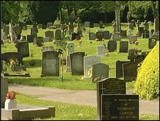 Gilroes Cemetery