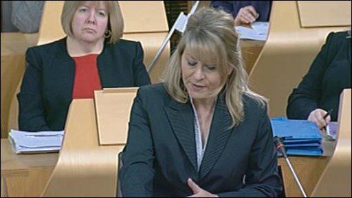 Labour MSP Pauline McNeill led the debate