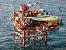 Erskine platform [Pic: Chevron]
