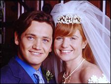 Ricky Butcher (Sid Owen) and Bianca Jackson (Patsy Palmer)