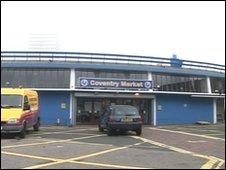 Bbc News Threatened Coventry Market Wins Top Award