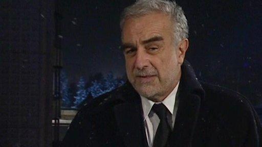 ICC chief prosecutor Luis Moreno Ocampo