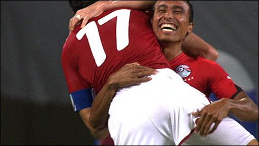 Algeria 0-4 Egypt