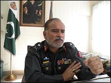 Major General Salim Nawaz
