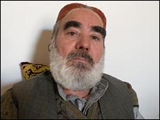 Dr Abdul Wahab Bungalzai, whose son, Abdul Hai, is missing since August 2009