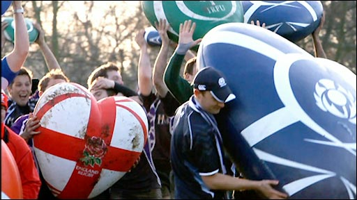 BBC Sport Six Nations trail