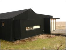 Dungeness rubber house