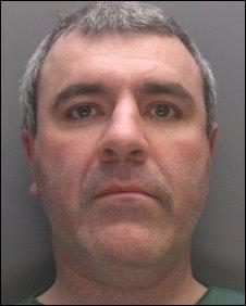 Stephen Marshall. Pic: Hertfordshire Police