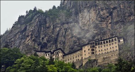 Soumela monastery (Picture: Eleftherios Kostans)