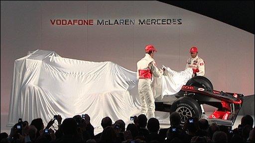 McLaren MP4-25