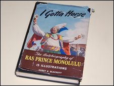 Prince Monolulu's autobiography I Gotta Horse