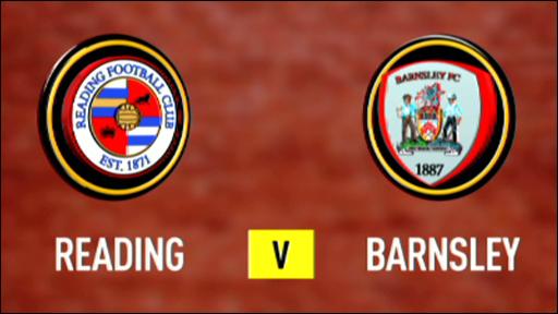 Reading 1-0 Barnsley