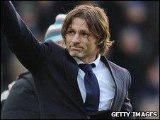 Former QPR winger Gareth Ainsworth