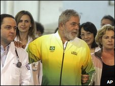 President Luiz Inacio Lula da Silva fo Brazil