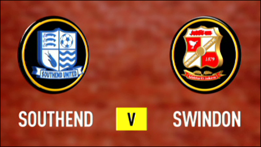 Southend 2-2 Swindon