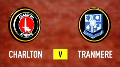 Charlton 1-1 Tranmere