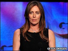 Kathryn Bigelow at the Directors Guild awards