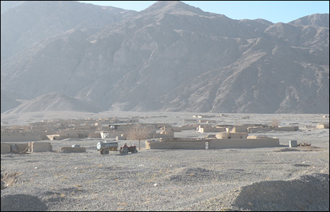 New Kayhan village in Balochistan