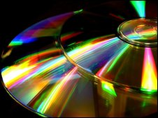 CDs of information