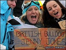 Jones followed up her shock 2009 result with another win in 2010