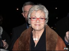 Julie Walters played Mo Mowlam in the film