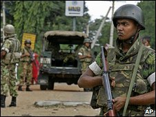 Sri Lanka Army