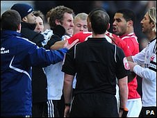 Derby and Forest clash
