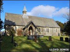Gwytherin Church