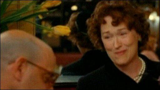 Meryl Streep in Julie and Julia