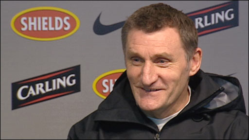 Celtic manager Tony Mowbray