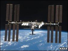 ISS (Nasa)