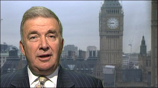 Security Minister Lord West