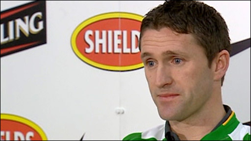 Robbie Keane joins Celtic