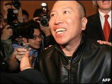 Tony Chan in Hong Kong (2 Feb 2010)