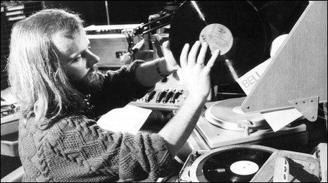 John Peel in 1969