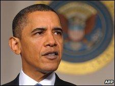 Barack Obama - 1 February 2010